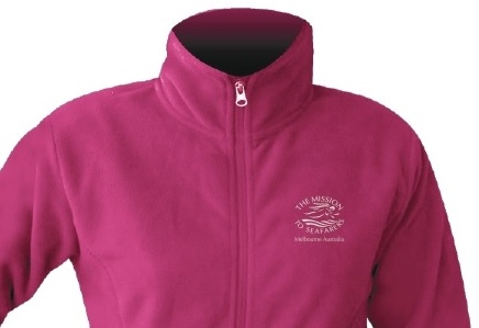 Performance Fleece Full Zip Jacket