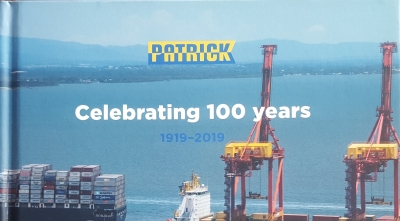 Books: Patrick Celebrating 100 Years
